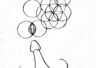 degels 5 -dessin