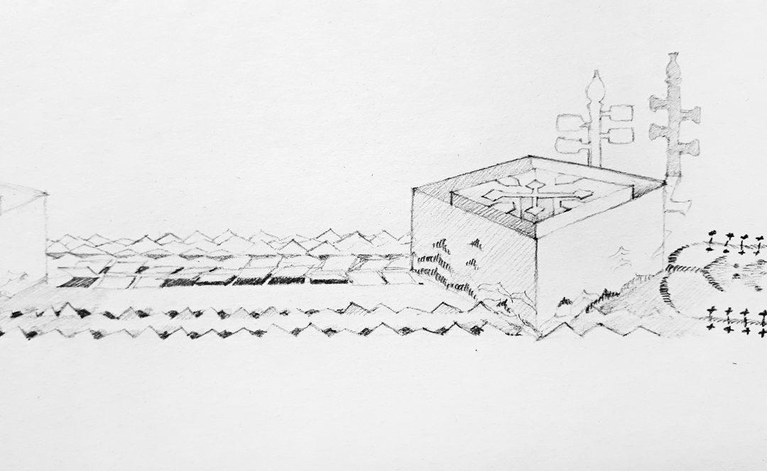 Contrepoints – dessins série 2 – Projet en cours