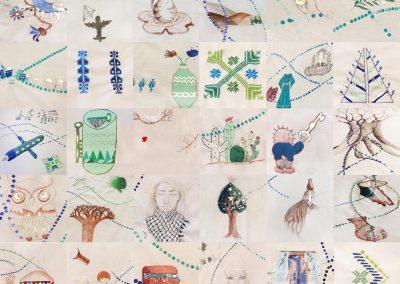 mosaique motifs 1